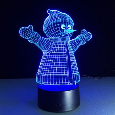 File khắc đèn Led 3D miễn phí
