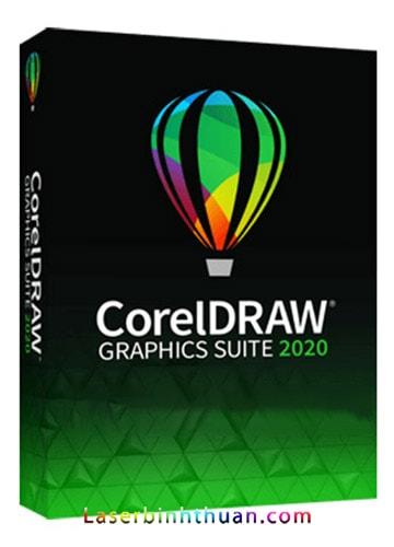 coreldraw 2020-laser binh thuan